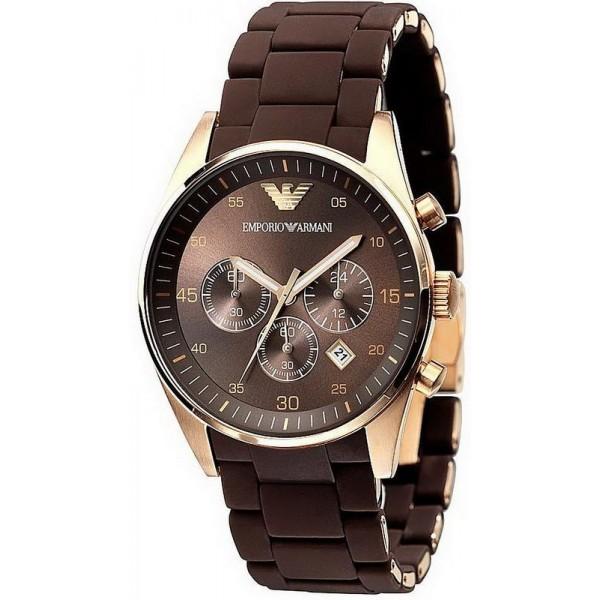 Comprar Reloj Emporio Armani Hombre Tazio AR5890 Cronógrafo