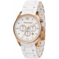 Reloj Emporio Armani Mujer Tazio AR5920 Cronógrafo