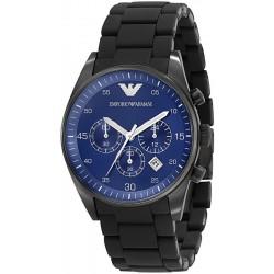 Reloj Emporio Armani Hombre Tazio AR5921 Cronógrafo