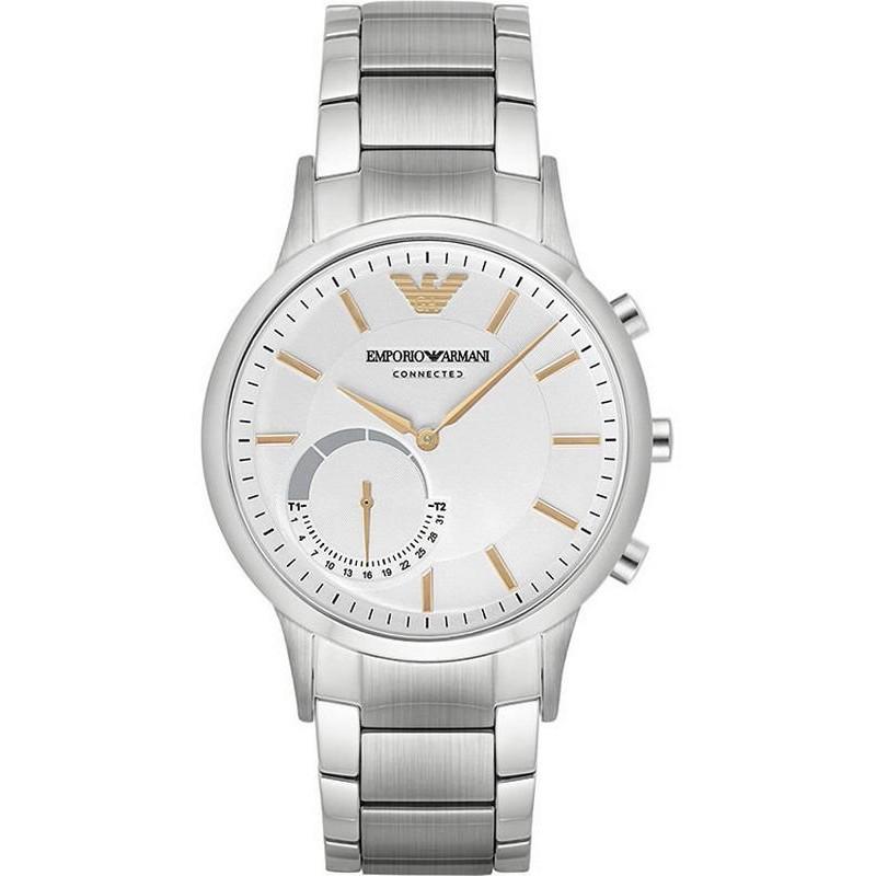 f6483c742b51 Reloj Emporio Armani Connected Hombre Renato ART3005 Hybrid Smartwatch