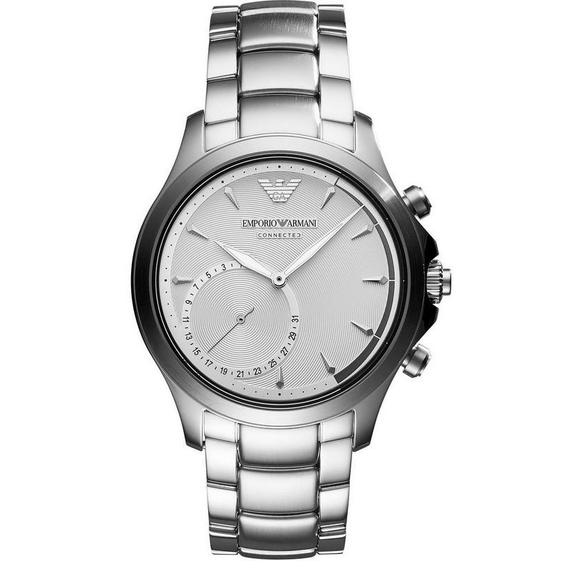 emporio armani connected hybrid smartwatch