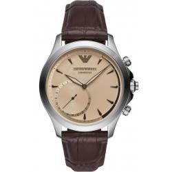 Reloj Emporio Armani Connected Hombre Alberto ART3014 Hybrid Smartwatch