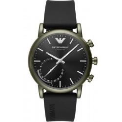 Reloj Emporio Armani Connected Hombre Luigi ART3016 Hybrid Smartwatch
