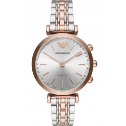 Comprar Reloj Emporio Armani Connected Mujer Gianni T-Bar ART3019 Hybrid Smartwatch