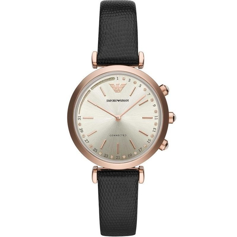 80638876a899 Reloj Emporio Armani Connected Mujer Gianni T-Bar ART3027 Hybrid Smartwatch