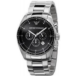 Reloj Emporio Armani Hombre AR0585 Cronógrafo