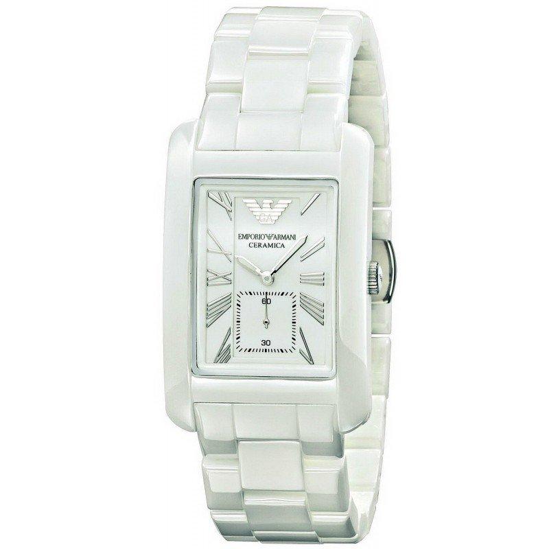 60971db2510b Reloj Emporio Armani Hombre Ceramica AR1408 - Joyería de Moda
