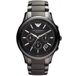 Comprar Reloj Emporio Armani Hombre Ceramica AR1452 Cronógrafo