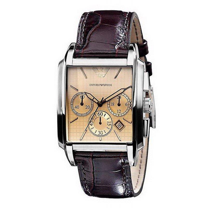1f5a70218682 Reloj Emporio Armani Hombre Classic AR0479 Cronógrafo - Joyería de Moda