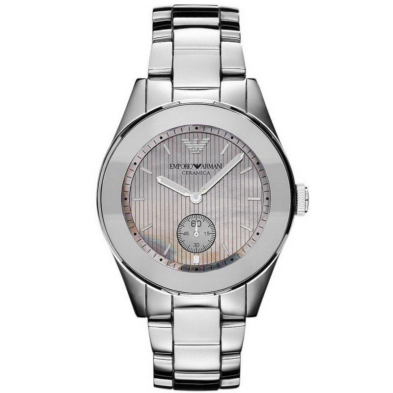 9d02f1adb6de Reloj Emporio Armani Mujer Ceramica AR1463 - Joyería de Moda