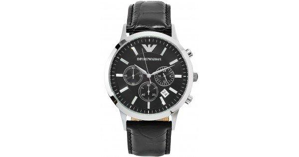 f378e4dc05e8 Reloj Emporio Armani Hombre Renato AR2447 Cronógrafo - Joyería de Moda