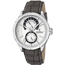 Comprar Reloj Festina Hombre Retro F16573/2 Multifunción Quartz