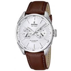Comprar Reloj Festina Hombre Elegance F16629/1 Multifunción Quartz