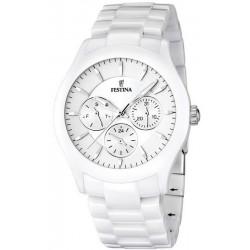 Comprar Reloj Festina Hombre Ceramic F16639/1 Multifunción Quartz