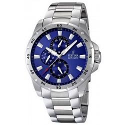 Comprar Reloj Festina Hombre Multifunction F16662/4 Quartz