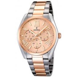 Reloj Hombre Festina Elegance F16751/4 Multifunción Quartz