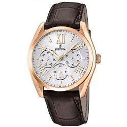 Reloj Festina Hombre Elegance F16754/1 Multifunción Quartz