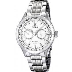 Reloj Hombre Festina Elegance F16780/1 Multifunción Quartz