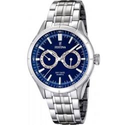 Reloj Hombre Festina Elegance F16780/3 Multifunción Quartz