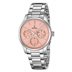 Comprar Reloj Festina Mujer Boyfriend Multifunción Quartz F16813/2