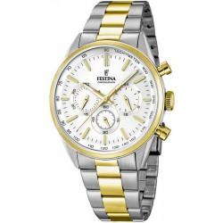 Reloj Festina Hombre Chronograph F16821/1 Quartz