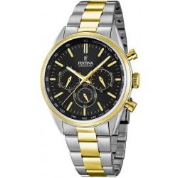 Reloj Festina Hombre Chronograph F16821/4 Quartz