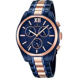 Reloj Festina Hombre Elegance F16857/1 Cronógrafo Quartz