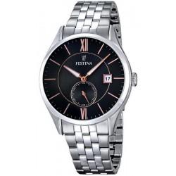 Reloj Festina Hombre Retro F16871/4 Quartz
