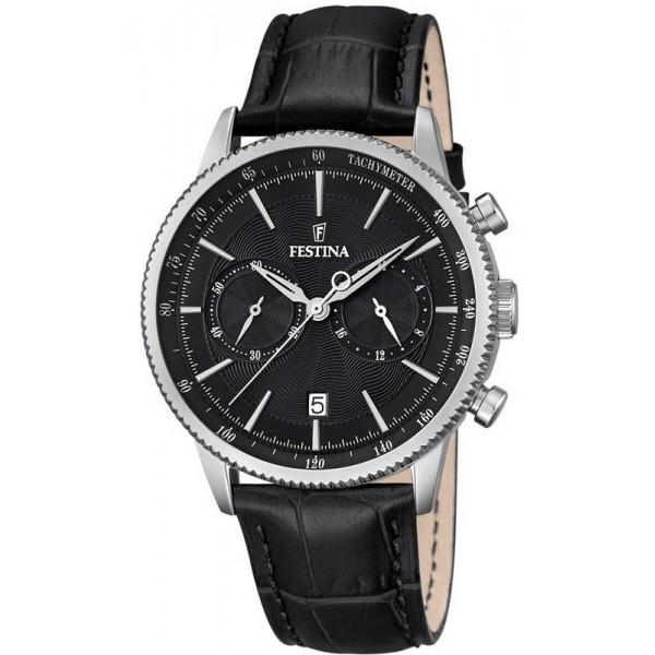 Comprar Reloj Festina Hombre Retro F16893/4 Cronógrafo Quartz