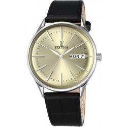 Reloj Festina Hombre Retro F6837/2 Quartz
