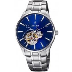 Comprar Reloj Festina Hombre Automatic F6847/3