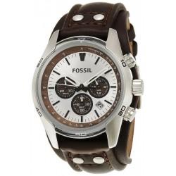 Reloj para Hombre Fossil Coachman Cronógrafo Quartz CH2565