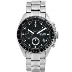 Comprar Reloj para Hombre Fossil Decker Cronógrafo Quartz CH2600