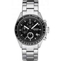 Comprar Reloj para Hombre Fossil Decker CH2600IE Cronógrafo Quartz