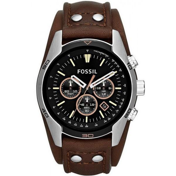 Comprar Reloj para Hombre Fossil Coachman CH2891 Cronógrafo Quartz