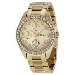 Comprar Reloj para Mujer Fossil Decker ES2683 Cronógrafo Quartz