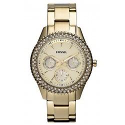 Reloj para Mujer Fossil Stella ES3101 Multifunción Quartz