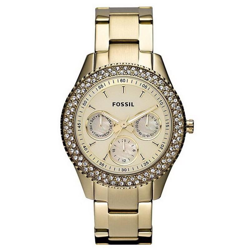 6c6008198040 Reloj para Mujer Fossil Stella ES3101 Multifunción Quartz - Joyería ...