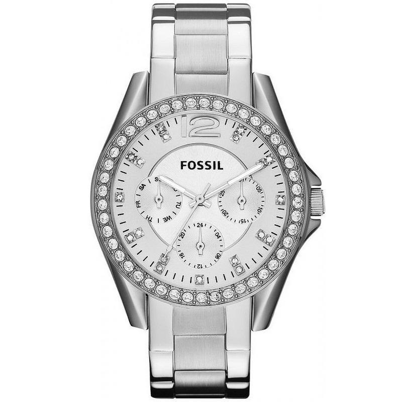 Reloj para Mujer Fossil Riley ES3202 Multifunción Quartz