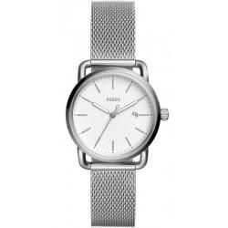 Comprar Reloj para Mujer Fossil Commuter 3H Date ES4331 Quartz