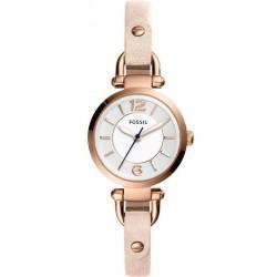Comprar Reloj para Mujer Fossil Georgia Mini ES4340 Quartz