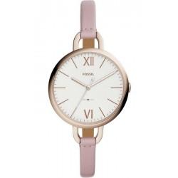Comprar Reloj para Mujer Fossil Annette ES4356 Quartz