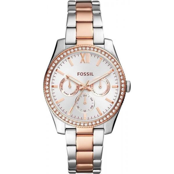 Comprar Reloj para Mujer Fossil Scarlette Multifunción Quartz ES4373