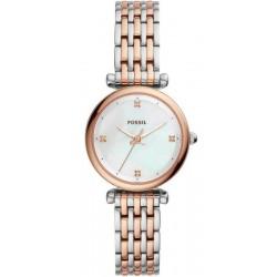 Reloj para Mujer Fossil Carlie Mini ES4431 Quartz