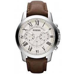 Comprar Reloj para Hombre Fossil Grant Cronógrafo Quartz FS4735