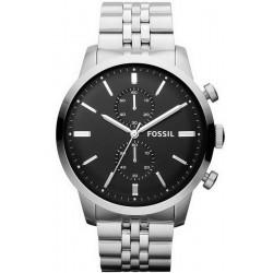 Reloj para Hombre Fossil Townsman FS4784 Cronógrafo Quartz