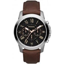 Reloj para Hombre Fossil Grant FS4813 Cronógrafo Quartz