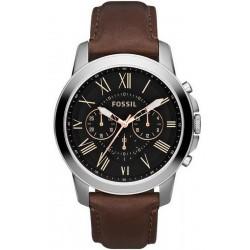 Comprar Reloj para Hombre Fossil Grant FS4813IE Cronógrafo Quartz