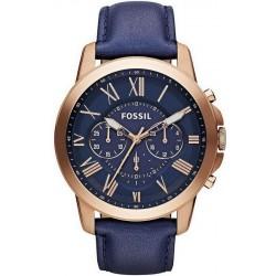 Reloj para Hombre Fossil Grant FS4835 Cronógrafo Quartz