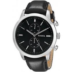 Reloj para Hombre Fossil Townsman FS4866 Cronógrafo Quartz